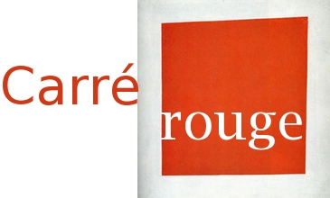 Carre Rouge